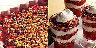 Easy and Expert Recipes For Rhubarb Crisp