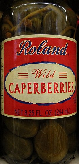 Know Your Ingredients: Caperberries