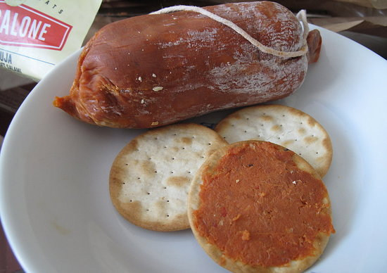 All About Nduja: Spreadable Salame