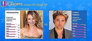 PopSugar 100 Round 3 Spotlight: Cameron vs. Robert