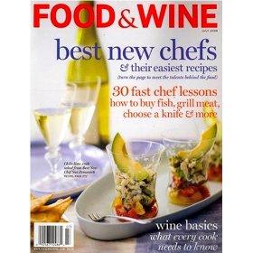 Food Magazine Subscription