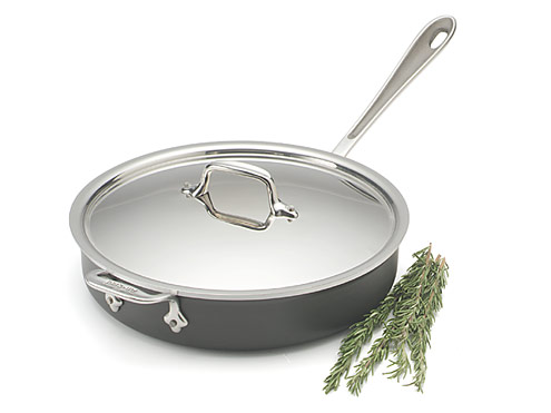 Off to Market Recap: Saute Pan