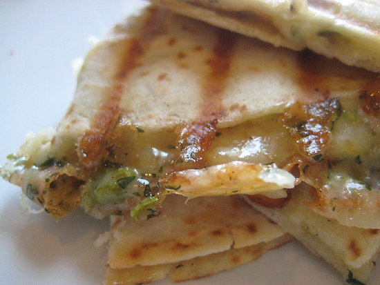 Say Cheese! Monterey Jack Quesadillas