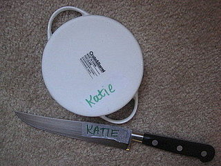 Simple Tip: When Potlucking, Label Your Kitchen Tools