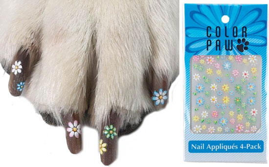 Pet Nail Applique Stickers: Spoiled Sweet or Spoiled Rotten?