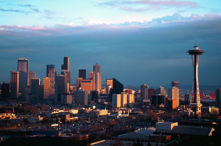 7. Seattle, WA