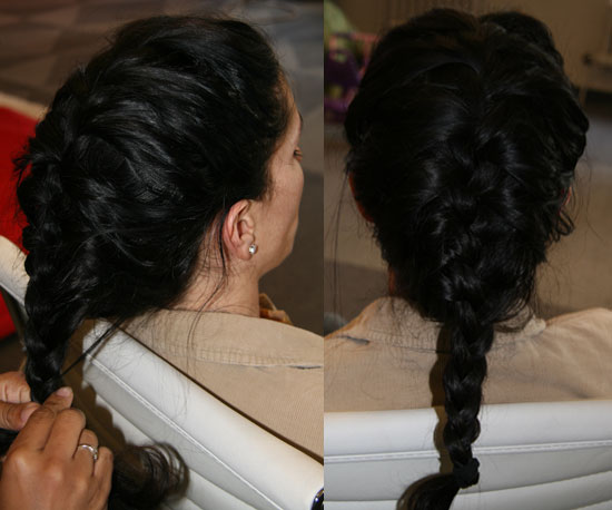 Steal the Spotlight: French Braid to This Silly Story