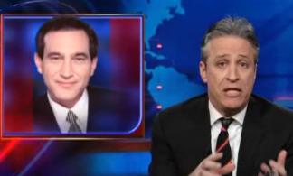 Jon Stewart CNBC Clip