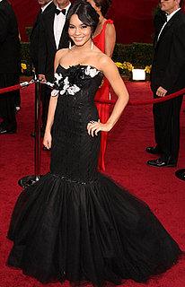 Oscars Style: Vanessa Hudgens