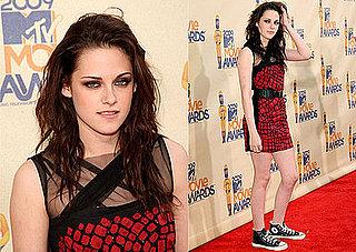 Kristen Stewart at the 2009 MTV Movie Awards