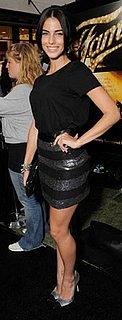 Celeb Style: Jessica Lowndes