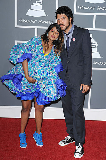 Lil Links:  M.I.A. and Fiance Welcomed a Baby Boy!