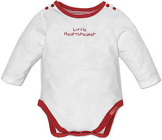 Trendtotting: Valentine's Day Look For Infants