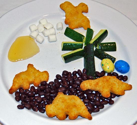 Prehistoric Dino Dinner