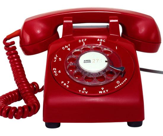 No Phone Calls