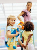 Preparing a Child for Preschool