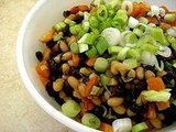 Easy Canned Bean Salad
