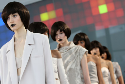2009 Fall New York Fashion Week: Rachel Roy
