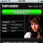 Bad Hair Day? There's an App For That