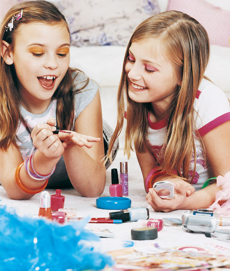 Girl-Grooming Is Booming. (Or Is It?)