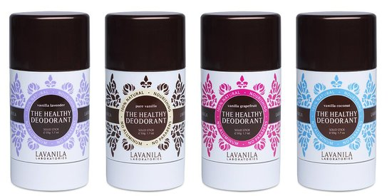 This Natural Deodorant Doesn't Stink