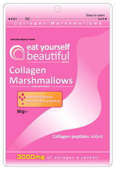 Would You Eat These Collagen Marshmallows?
