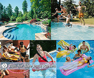 Pool Party Safety Tips