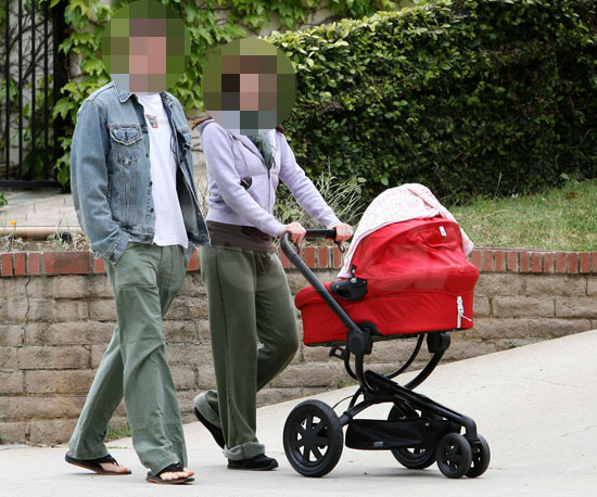 Baby Strollers Favored By Celebrity Parents | PEOPLE.com
