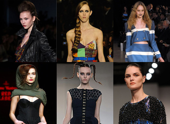 Which Was Your Favourite LFW A/W '09 Show?