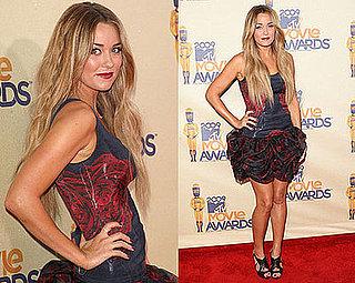Lauren Conrad at the 2009 MTV Movie Awards