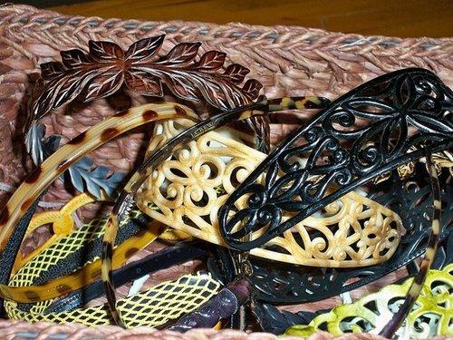headbands, lucky brand change purse