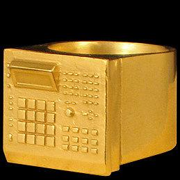 Bill McMullen: DRUM MACHINE RING