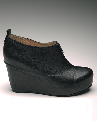 Jeffrey Campbell - Zip Wedge