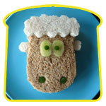 Cool Sandwich Designs the Kiddos Are Sure to Love
