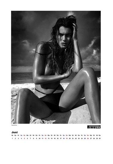 Pirelli Calendar-2005