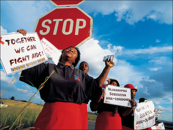 Progress Made Against South Africa's Still Dire HIV Crisis