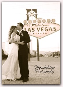 Im getting married in Las vegas. wondering if anyone knows some romatic place to get married there ?