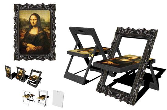 Cool Idea: Mona Chair