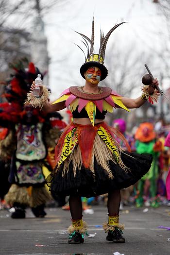 Roundup: Mardi Gras Madness