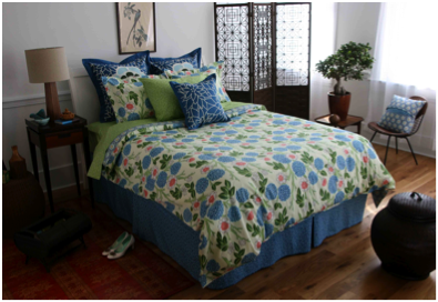 Nice and New: Amy Butler Bedding For Welspun