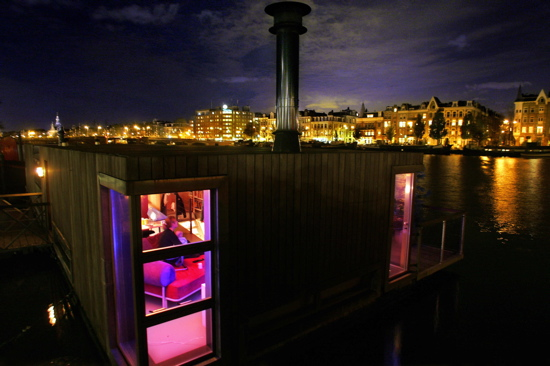 Could You Live on a Houseboat?