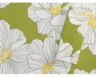 Roundup: Pretty, Poppy Placemats