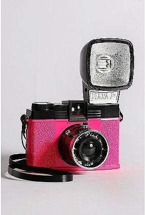 UrbanOutfitters.com: Lomography Mr. Pink Diana F  Camera
