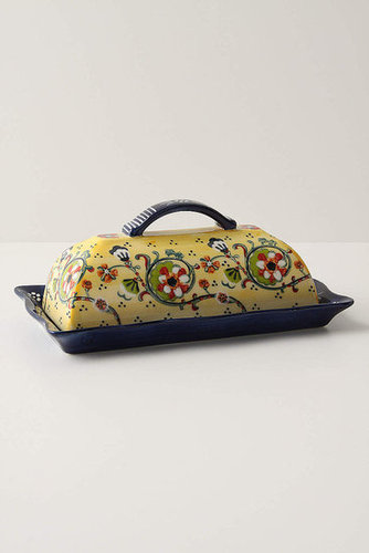 Lyna Butter Dish-Anthropologie.com