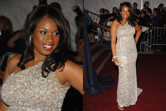 The Met's Costume Institute Gala: Jennifer Hudson