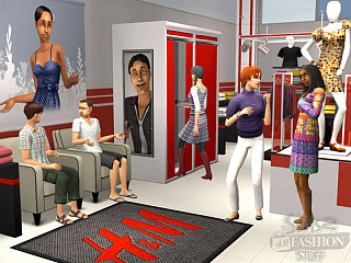 Gaming Gets Fashionable: Dress Your Sims in H&M®!
