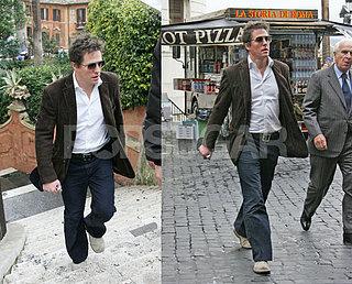 Hugh Going to Liz's Wedding After All