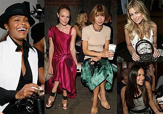 Fashion Week Weekend Round Up