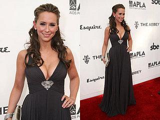 Oscar Party Looks: Jennifer Love Hewitt