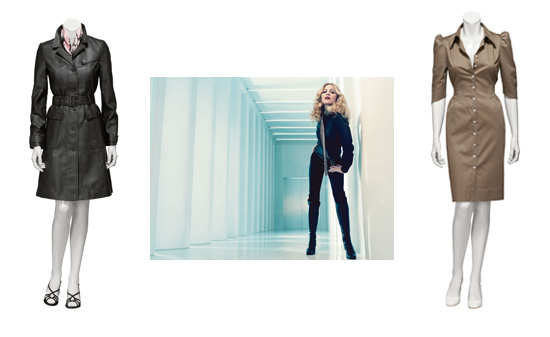 A Sneak Peek at Madonna's New H&M Collection! Part III
